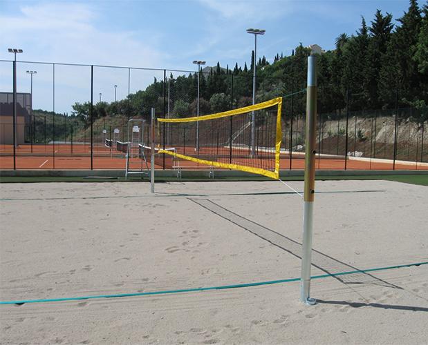 web mjesta za odbojku na pijesku